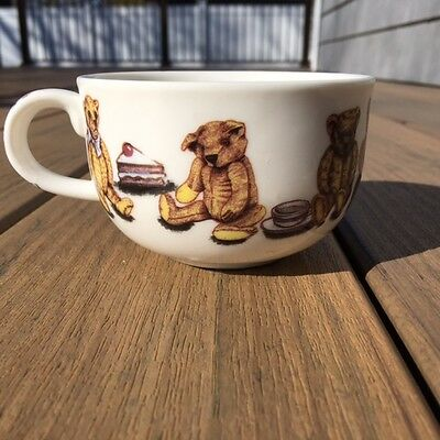 Paul Cardew Teddy Bear collector Tea Cup Replacement