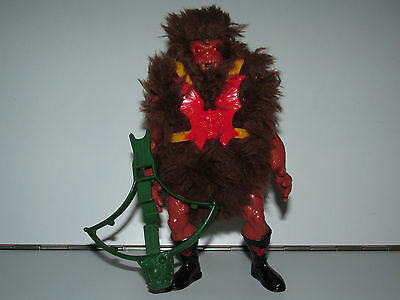 MOTU HE-MAN MASTERS OF THE UNIVERSE GRIZZLOR 100% Complete - MATTEL