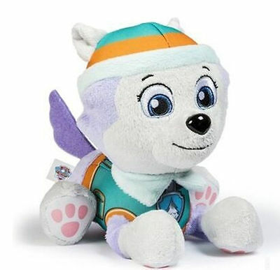PAW PATROL Plush Dogs PUP SKYE Everest Soft Toys Nickelodeon DOG XMAS Gifts