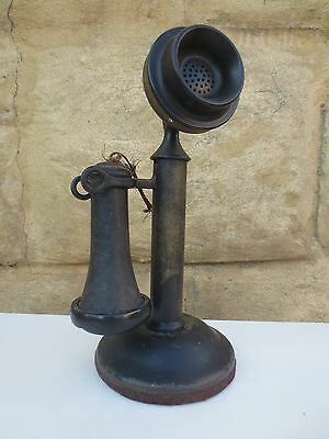 Candlestick telephone western electric stick phone vintage antique