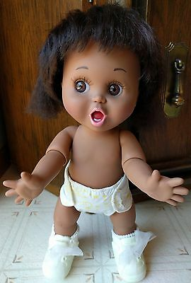 Baby Face doll Black So Surprised Suzie #2 Lewis Galoob 1990 L.G.T.I.