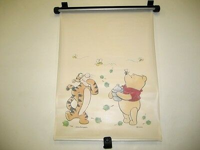 Delux Sincerely Pooh Tigger Baby Car Window Cover Sun Shade