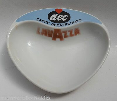 posacenere lavazza dec porcellana laveno anni 60 design antonia campi ashtray