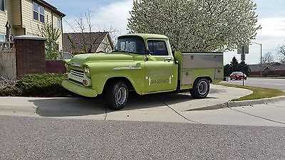 1958 Chevrolet Other Pickups  1958 Chevrolet Apache 3100