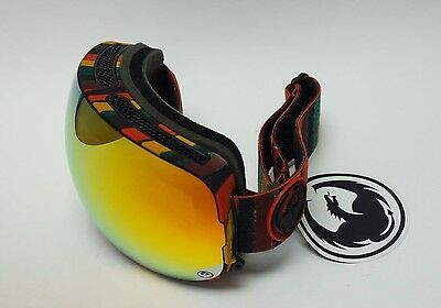 DRAGON Alliance X2 Snow Goggles,  JAM / Red Ion / RX5A/30