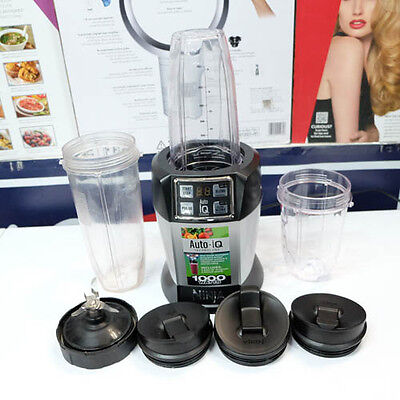 Ninja BL480NZ Nutri Ninja Blender with Auto-IQ Ex Demo