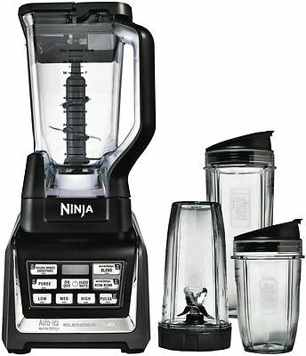 Ninja BL642NZ Nutri Ninja Blender Duo with Auto IQ