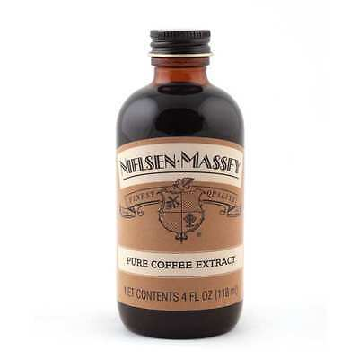 Nielsen-Massey Coffee Extract - Pure - 4 oz