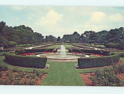 Unused Pre-1980 PARK SCENE Columbus Ohio OH hk5361