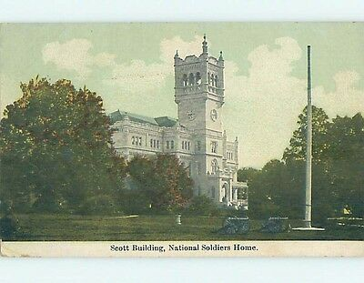 Unused Divided-Back POSTCARD FROM Washington DC HM5555