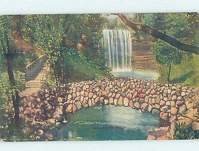 Divided-Back POSTCARD FROM Minneapolis Minnesota MN HM6748