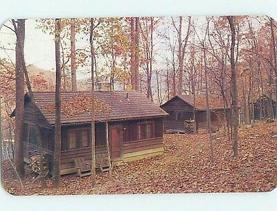 Unused Pre-1980 PARK SCENE Bainbridge Ohio OH hk5421