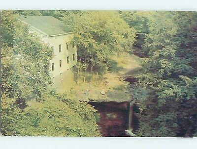 Unused Pre-1980 PARK SCENE Youngstown Ohio OH hk6056
