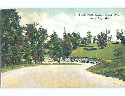 Divided-Back POSTCARD FROM Kansas City Missouri MO HM7505