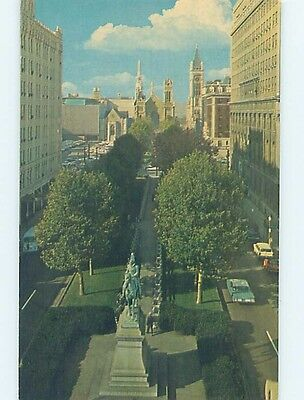 Unused Pre-1980 PARK SCENE Cincinnati Ohio OH hk6172