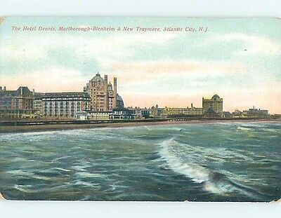 Newly Built Traymore Hotel & Others Atlantic City New Jersey NJ HQ5492