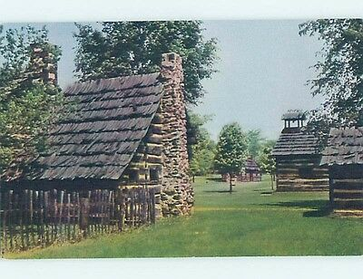 Unused Pre-1980 PARK SCENE New Philadelphia Ohio OH hk5639