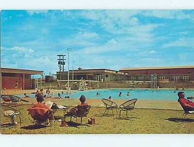 Unused Pre-1980 Military FORT HOOD SWIMMING POOL Killeen Texas TX hn1234