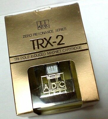 ADC TRX-2 Turntable Cartridge New Old Stock