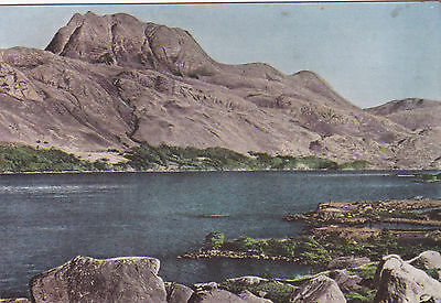 Scotland postcard LOCH MAREE and SLIOCH