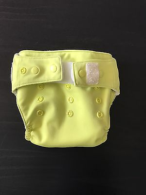 GroVia O.N.E Cloth Nappy In Citrus