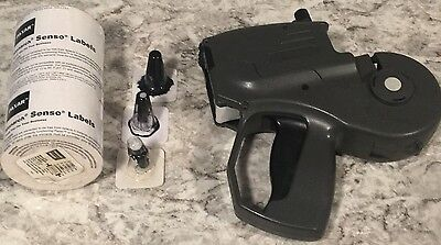 Monarch Paxar 1131 Date Labeling Pricing Gun With Extra Ink and Labels