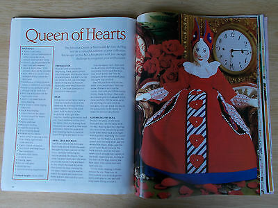 Creative Cloth Dolls~9 Projects~Tea Cosy~Fairy Chain~Queen of Hearts~Brindabella