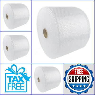 """Bubble-Wrap-3/16"""" 700 ft.x 12"""" Small-Padding-Perforated-Moving-Shipping-Roll-NEW"""
