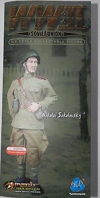 1/6Th Did Ww2  Ussr Russian Soldier Nikeloi