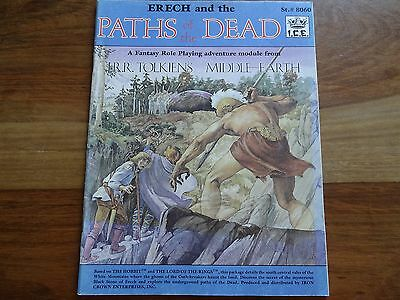 """""""Erech and the Path of the Dead"""" -english- (MERP, MERS, Rolemaster)"""