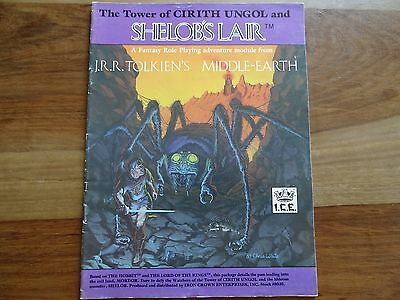 """""""The Tower of Cirith Ungol and Shelob´s Lair"""" -english- (MERP, MERS, Rolemaster)"""