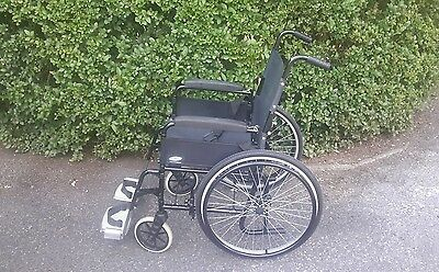 "Lomax Self Propelled Wheelchair 15 "" x 16 """