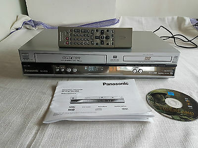 PANASONIC NV-VP 25 EC-S* DVD-Player/6-Kopf-VHS-Kombination