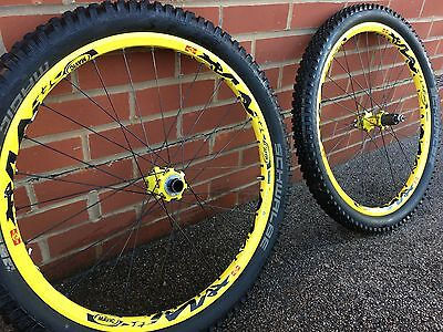 Mavic DeeMax Wheels 26""