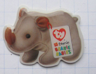 TY TEENIE BEANIE BABIES  ...... Mc Donald´s-Pin (118a)