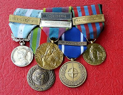 French Medal Group