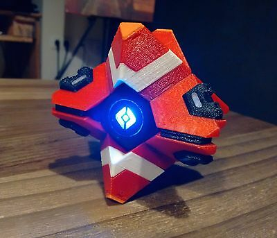 """Destiny Ghost 3D printed Replica """"Collector's edition"""""""