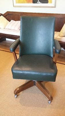 Captains Chair Green