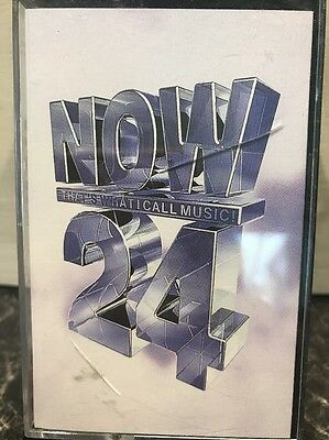 Now That's What I Call Music 24 Double Cassette Tape