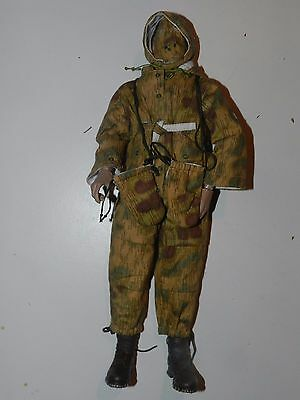 1/6Th  Itpt Ww2 German Cammo Suited Figure