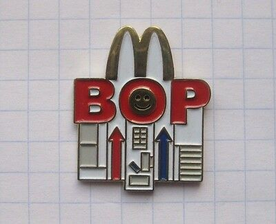 M / BOP  .......................Mc DONALD`s-Pin (119c)