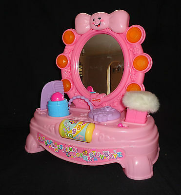 Fisher Price, Laugh & Learn, Musical Mirror Vanity.