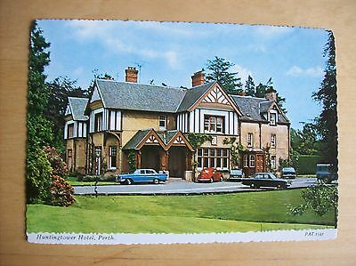 Postcard of Huntingtower Hotel, Perth, UK  1960's