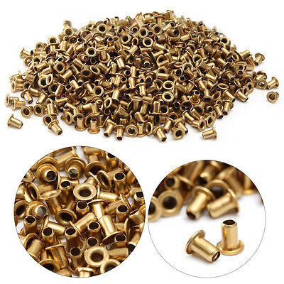 500pcs Beekeeping Brass Eyelets Copper Cap For Bee Brood Box Frame Hive Tool