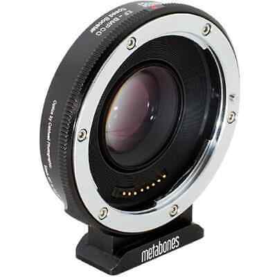 Metabones Speed Booster adaptor- Canon EF to BMPCC Micro 4/3 (Black Ma