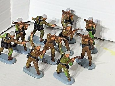 Vintage Britains Super Deetail Army British SAS Infantry 1/32