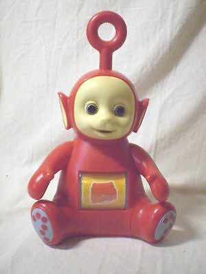 "Tele Tubbies ""po"" With Sound And Spinning Pictures"