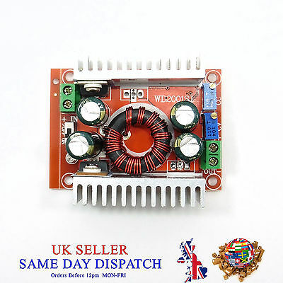 15A 30V  Voltage Power Supply Adjustable Current LED Driver Battery Charger