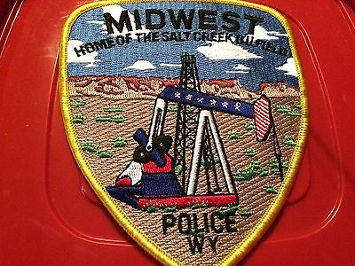 Midwest Wyo. Police