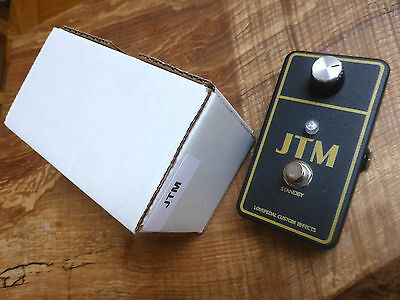 Lovepedal JTM Effects Pedal